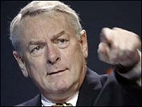 Dick Pound, head of the World Anti-Doping Agency