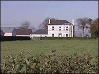 Large country house