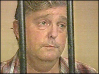 Keith Cottingham after his arrest in Spain