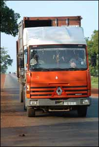 Truck journeys can be dangerous - and expensive