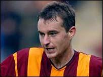 Bradford defender David Wetherall