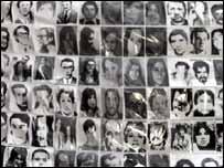 Víctimas de violaciones de los derechos humanos en Chile
