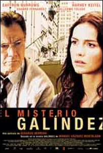 El Misterio Gal�dez, pel�cula del director Gerardo Herrero
