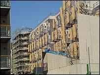 MSPs' building