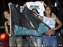 Fans de los Marlins