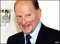 Mr Saxe-Coburg