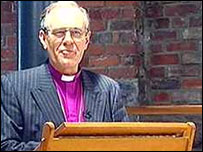 Bishop of Manchester, the Rt Rev Nigel McCulloch
