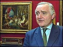 Sir Timothy Clifford