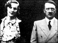Diana Mosley and Hitler