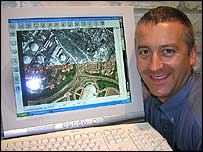 Allun Jones and his software