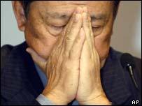 Sony Chief Executive Nobuyuki Idei