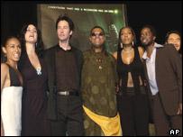 Matrix cast