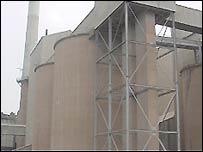 Castle Cement factory