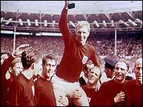 World Cup winners 1966