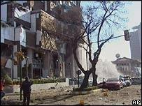 Explosiones en Turquía