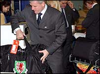 The FAW hope Hughes will not be packing his bags