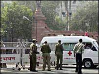 Indian parliament attack, December 2001