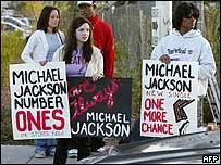 Jackson fans