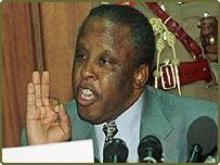 President Festus Mogae
