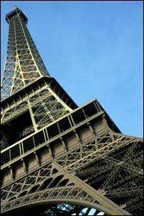 The Eiffel Tower, BBC