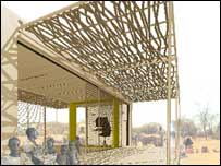 La propuesta ganadora de  KHRAS Architects