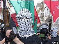 Al-Aqsa Martyrs' Brigades fighter