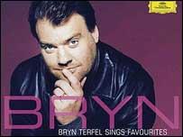 Bryn Terfel's latest album
