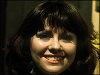 Elisabeth Sladen as Sarah-Jane in Doctor Who