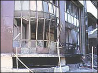 Aftermath of the 1993 Mumbai blasts