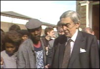 Meeting the people of Brixton in 1981