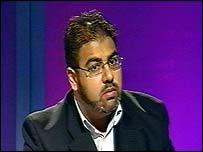 Dr Imran Waheed of Hizb Ut Tahrir
