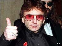 Phil Spector (photographed in 1993)