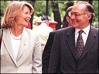 Sandra and Michael Howard