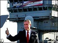 President Bush 1 May speech