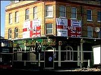 Cockerel pub
