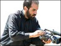 Soheil Karimi (Picture from the Abu Taleb-Karimi website)
