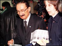 Voting in the 1999 general election