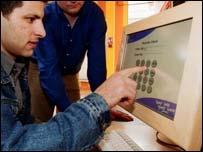 E-voting in Saint Albans