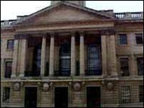 The headquarters of Hull City Council