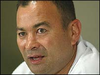 Australia coach Eddie Jones