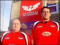 Paul Williams and Jason Richards