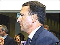 Franco Frattini, Italian Foreign Minister