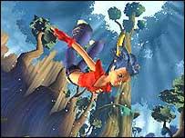 Screenshot of Eden's Kya