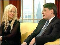 Dr Brigitte Boisselier & Nigel Cameron