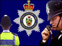 North Wales Police graphic