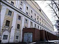 Matrosskaya Tishina prison