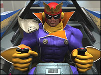 Screenshot of F-Zero GX