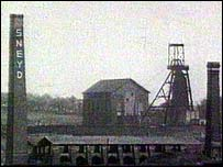 Sneyd Colliery