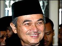 Malaysian Prime Minister Abdullah Badawi