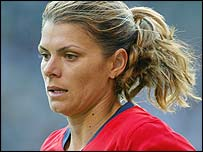Mia Hamm is set to retire after the 2004 Olympic Games